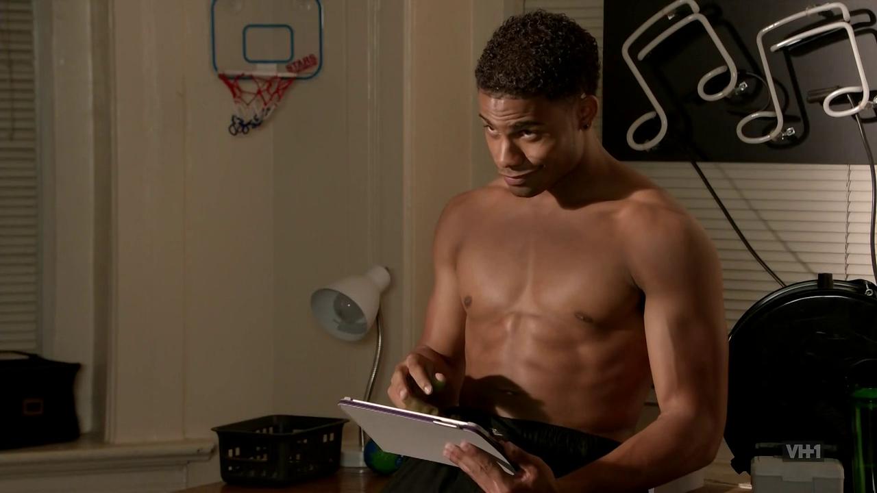 Shirtless Men On The Blog: Jordan Calloway Shirtless