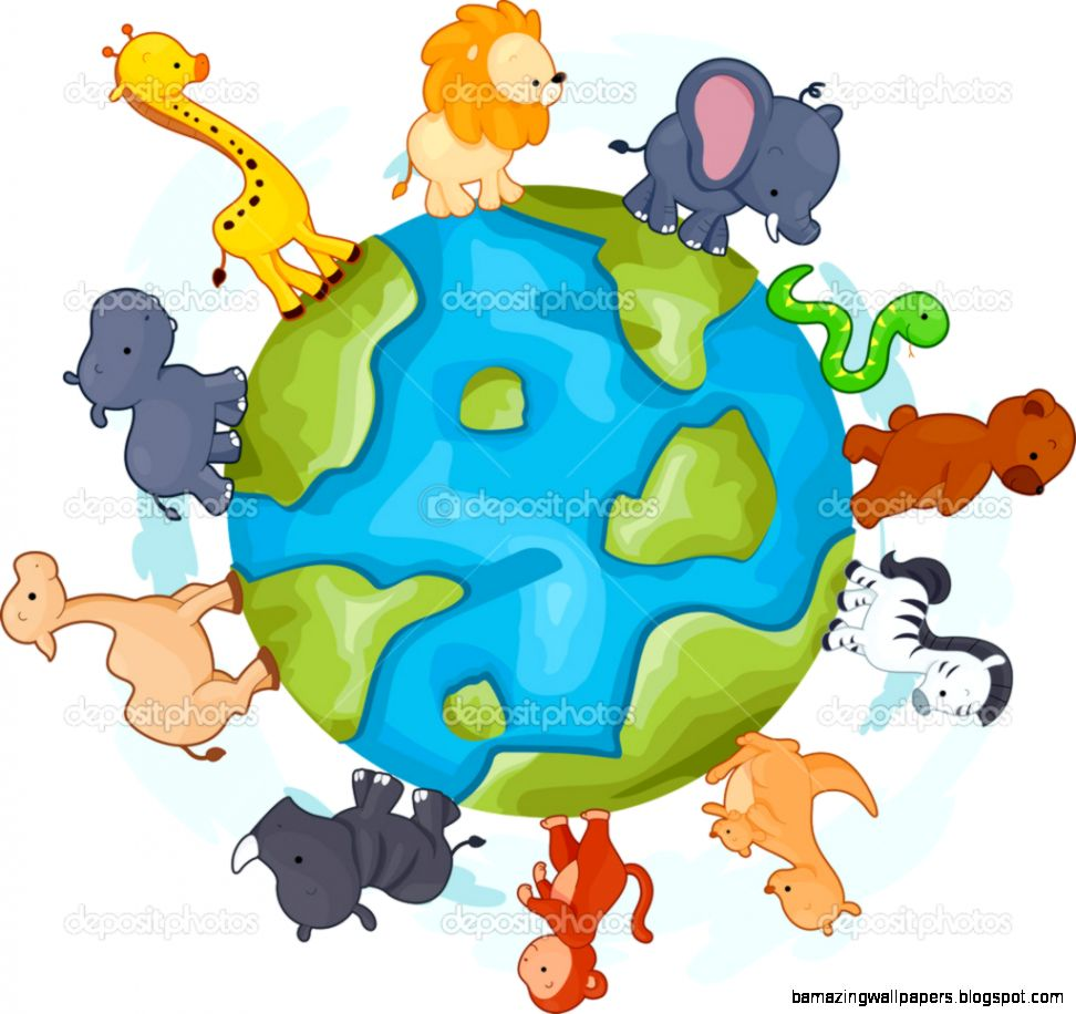 Animals World — Stock Photo © lenmdp 7478295