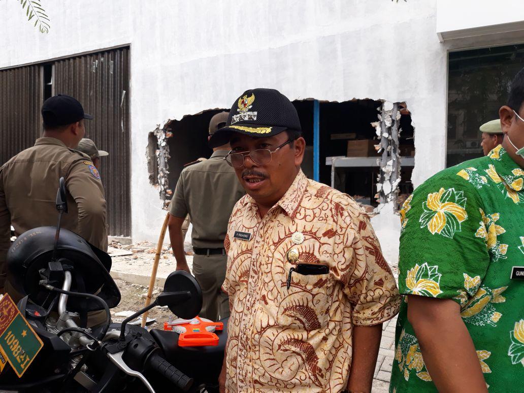 Langgar Roilen, DPRD Medan Dukung Satpol Bongkar Bangunan Bermasalah