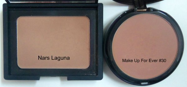 Nars Laguna, Make Up For Ever 30