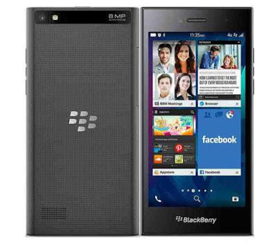 Spesifikasi dan Harga Blackberry Leap, Smartphone BB Berteknologi 4G LTE