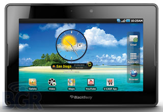 Android Applications Can Run in the Playbook and the BlackBerry?