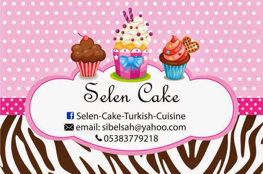 Selen Cake Kartvizit