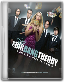 Capa The Big Bang Theory   5ª Temporada   Legendado