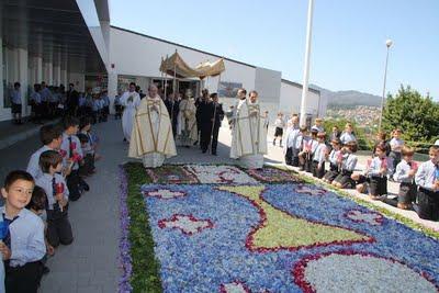 Alumni fp montecastelo de vigo el obispo de tui vigo - Alfombras en vigo ...