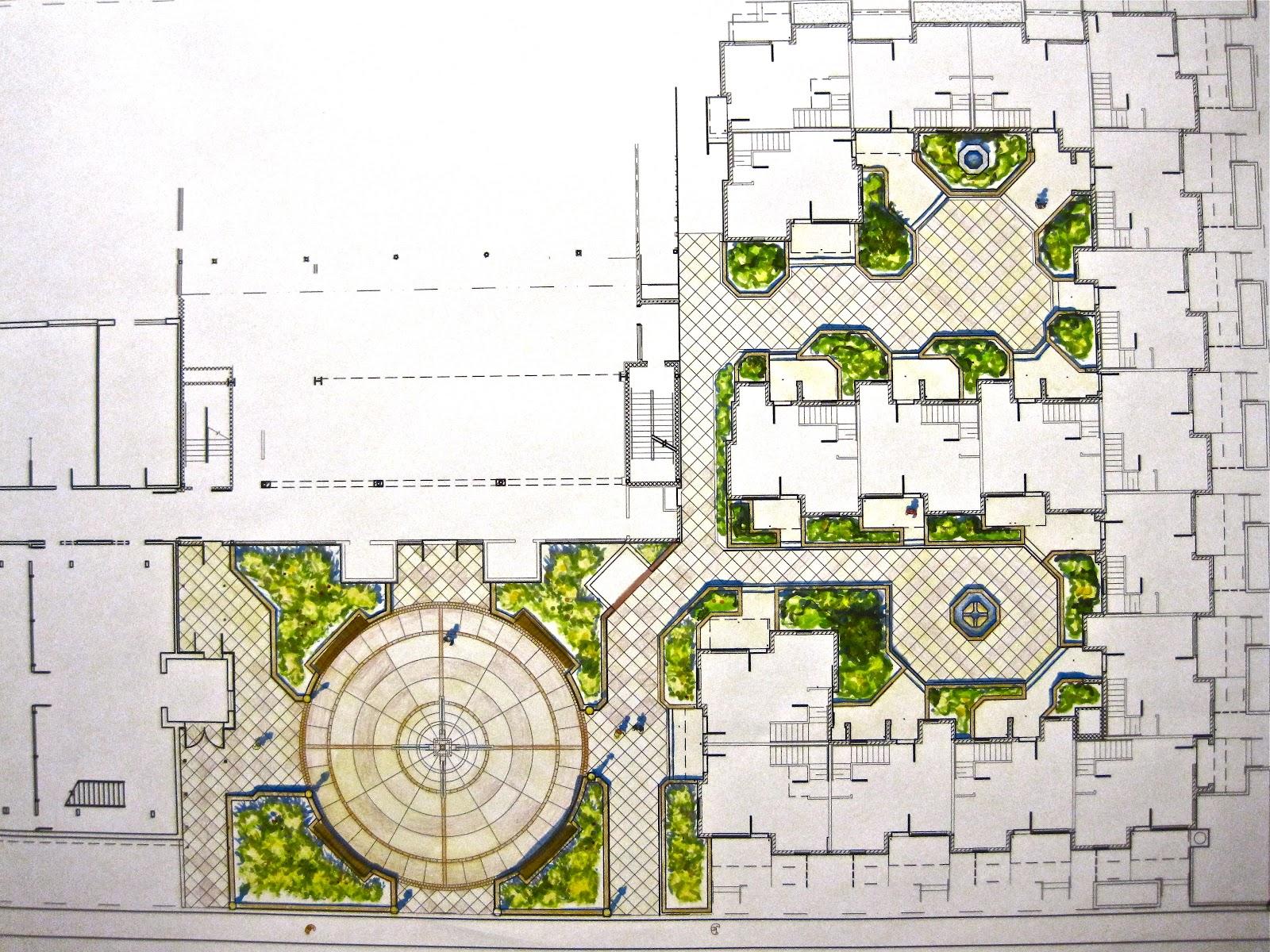 Landscape architecture construction document studio for Autocad landscape architecture