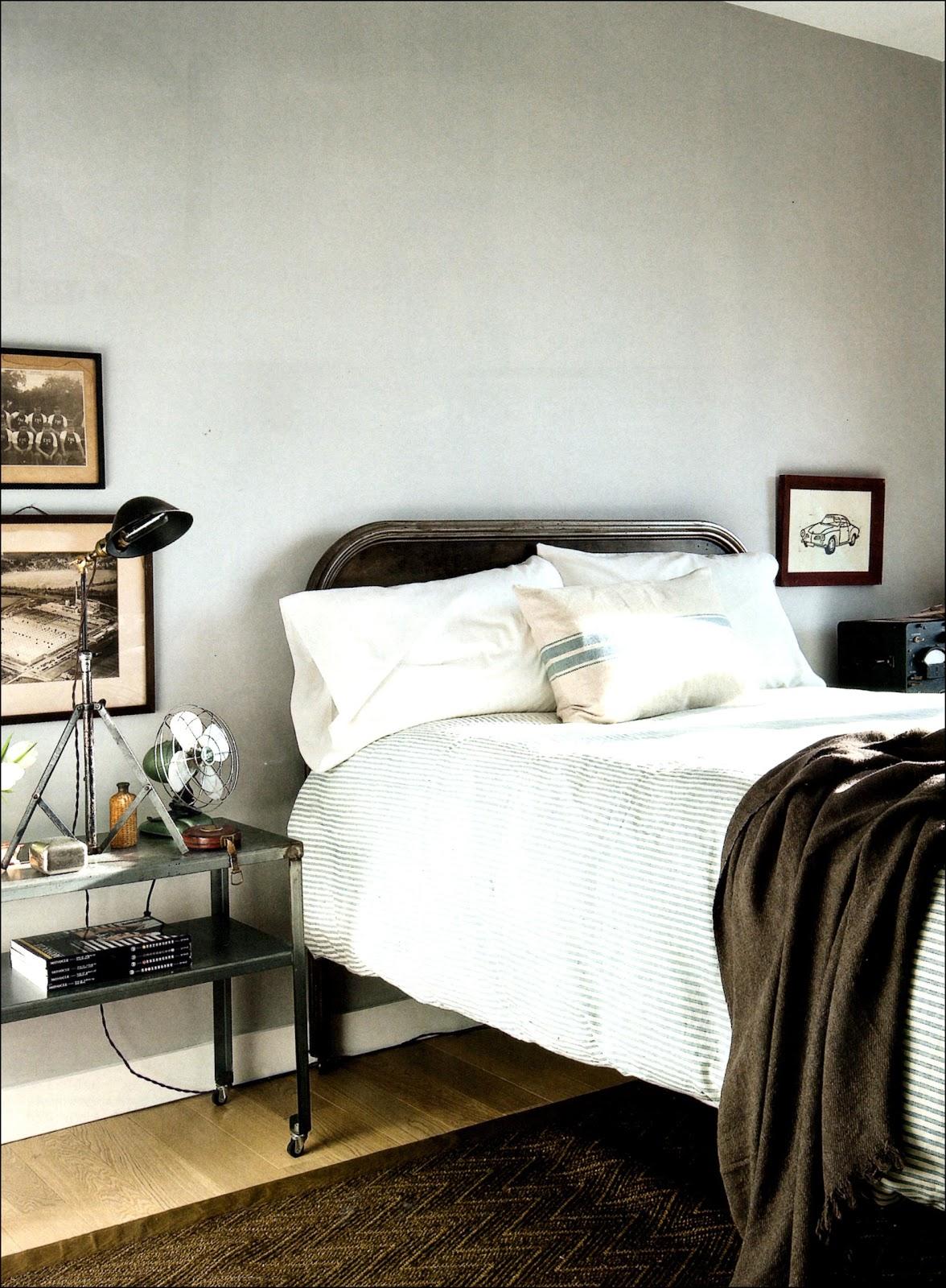 Camere da letto maschili e lineari - Plus Deco - Interior Design Blog
