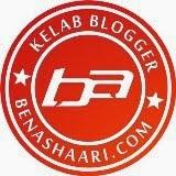 Family #KelabBloggerBenAshaari