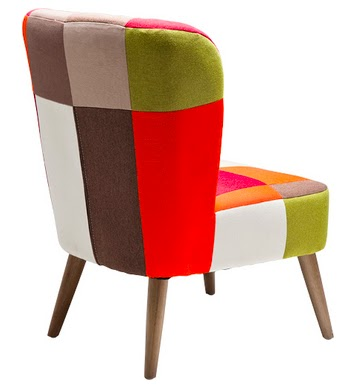 Vision d co by sofia chez kar design fauteuil color - Fauteuil design colore ...