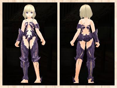 魔結晶の鎧 軽量化