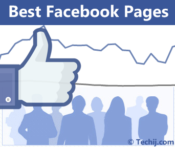 best facebook pages