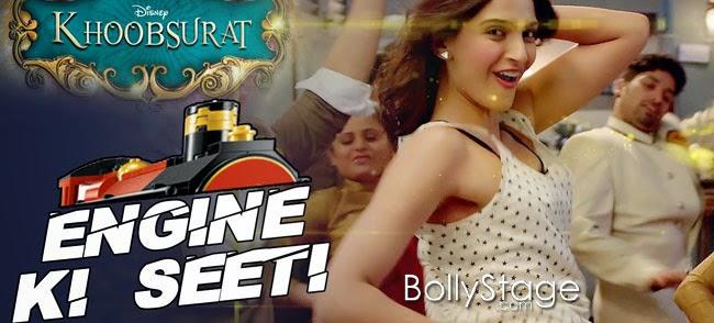 Engine Ki Seeti Song lyrics featuring Sonam Kapoor