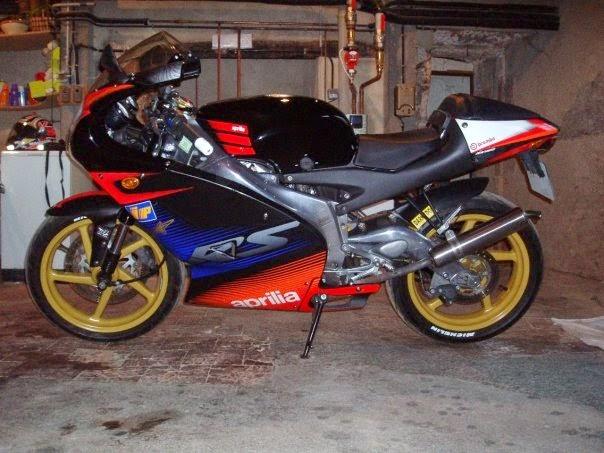 Aprilia RS 125 2003 Vito's Motorcycle #2