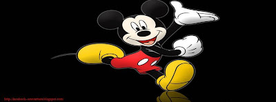 Couverture facebook mickey