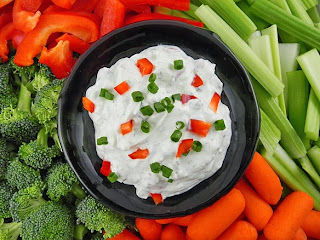 Ranch Dip For Vegetables