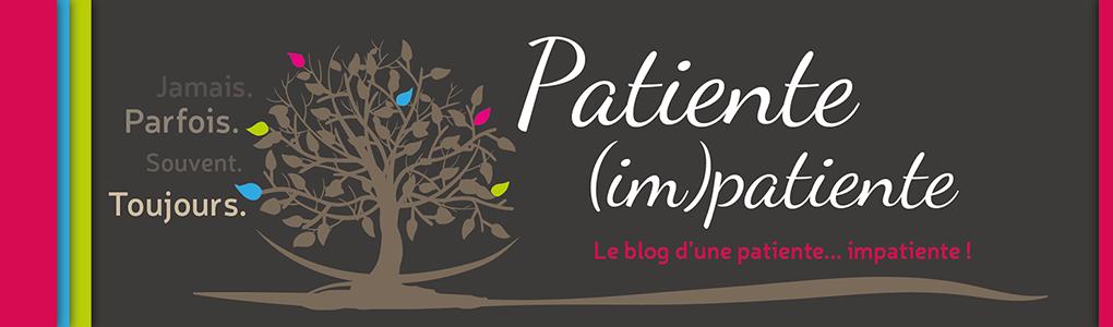 Une patiente.. (im)patiente. Un poil impertinente!