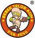 Logo Bebek Pak JOSS