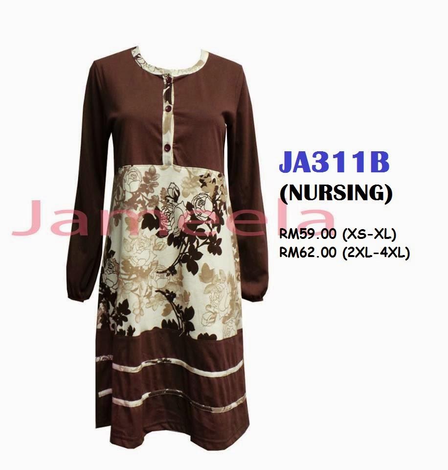 T-shirt-Muslimah-Jameela-JA311B