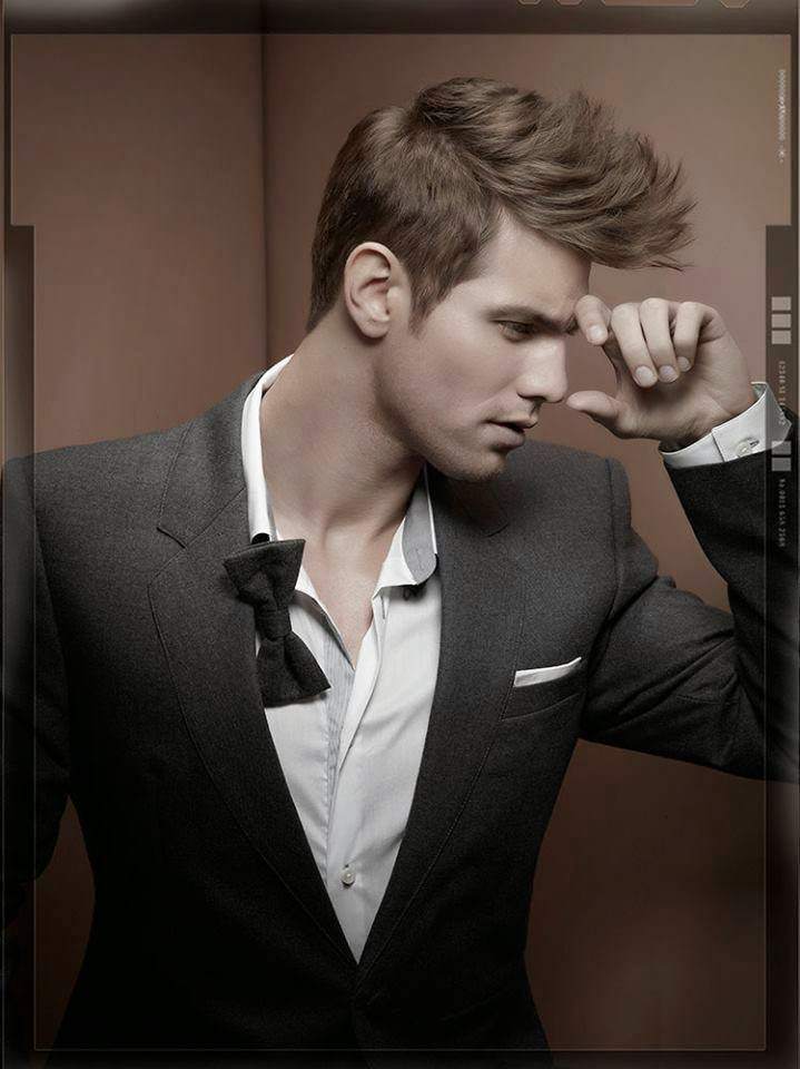 urban hairstyle for men