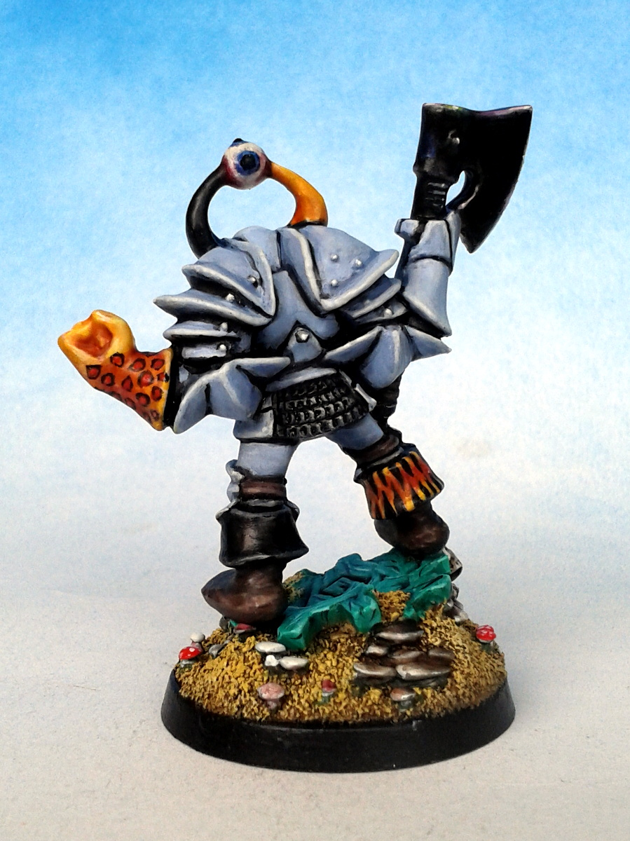Scale Creep: The HeroQuest Hero Quest: The Chaos Warrior