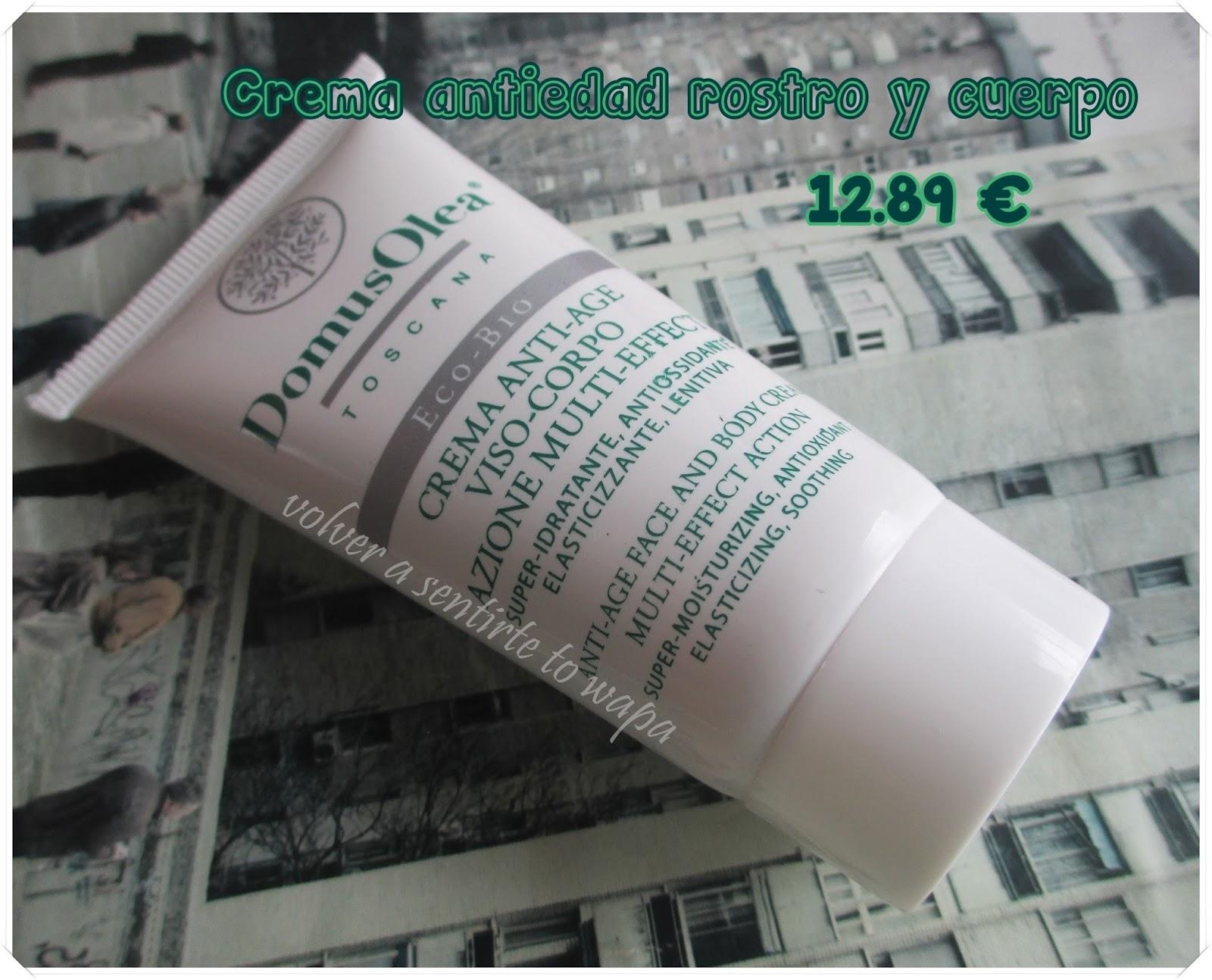 Ecco Verde - cosmética natural online {Domus Olea Toscana}