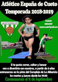 CHIC@S ,SI OS GUSTA EL ATLETISMO VENID CON NOSOTROS!!!