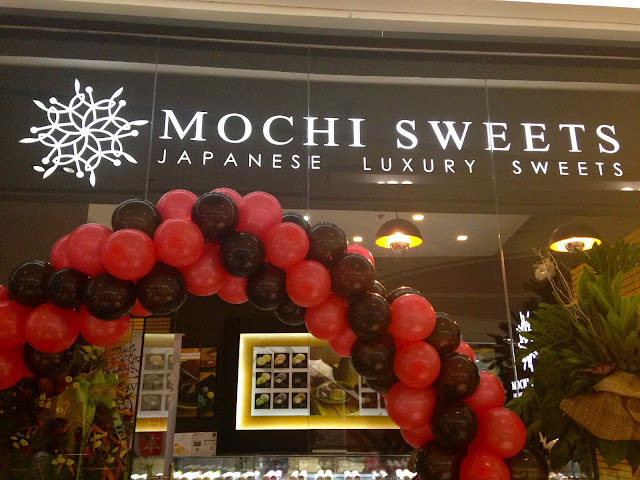 Travel Diaries | SM Aura Mochi Sweets