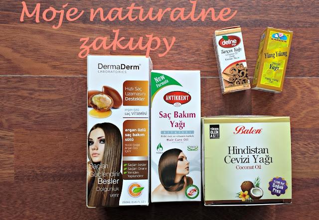 Turcja Babskim Okiem: Moje naturalne zakupy
