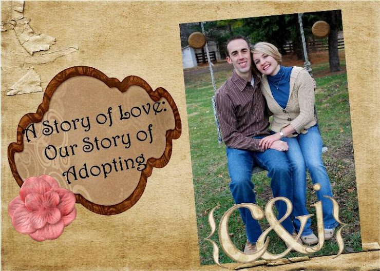 A Story of Love: Our Story of Adopting