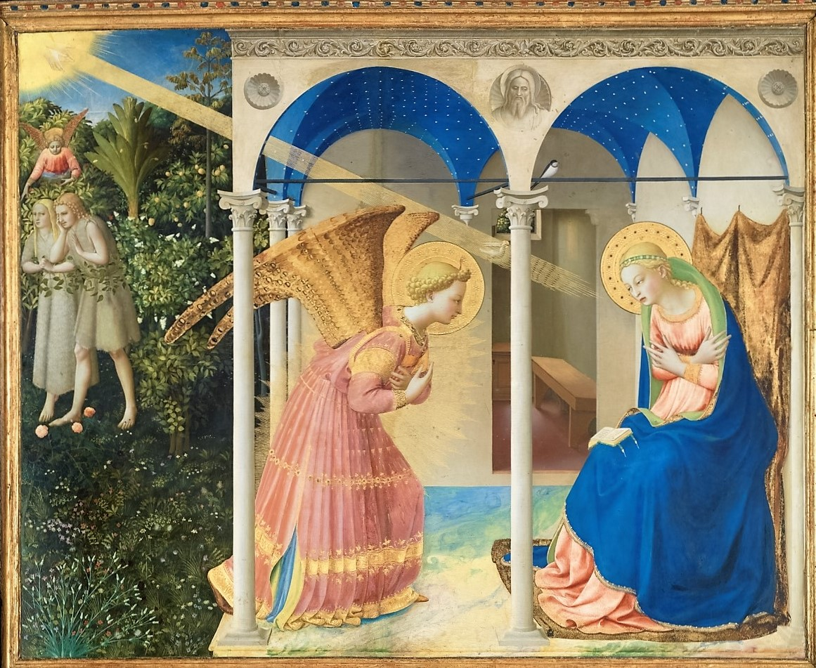 The Annunciation, Part V: Telling The Whole Story
