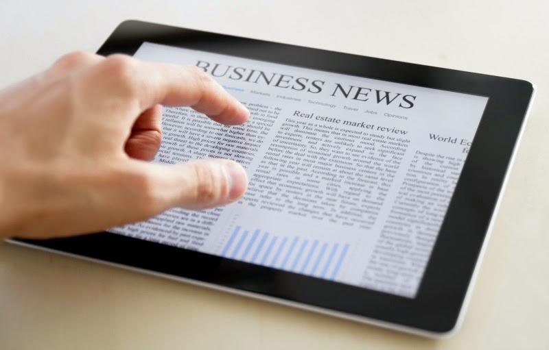 cara-berita-koran-di-masa-depan