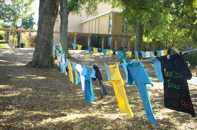 The Clothes Line Project Shirts