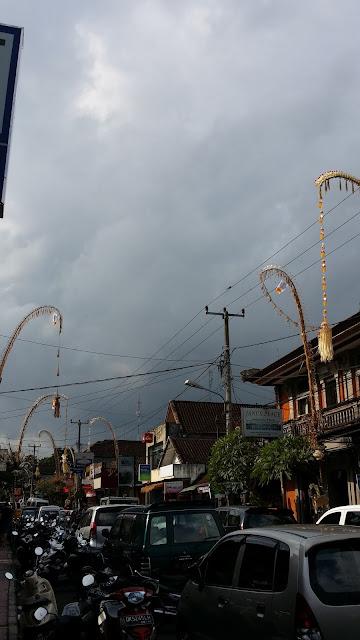Calle de Ubud