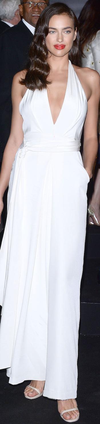 Irina Shayk 2015 Cannes Film Festival