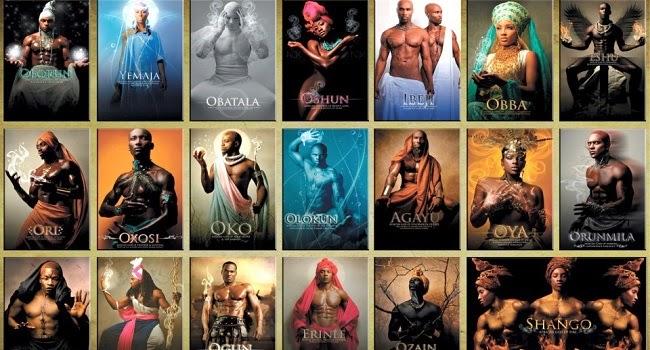 Deuses e deusas africanas em incrível ensaio fotográfico!