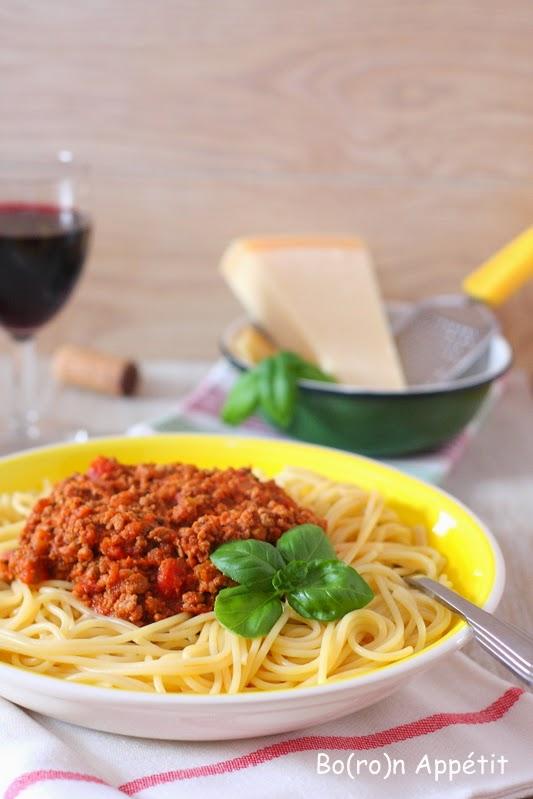 Spaghetti bolognese włoski przepis
