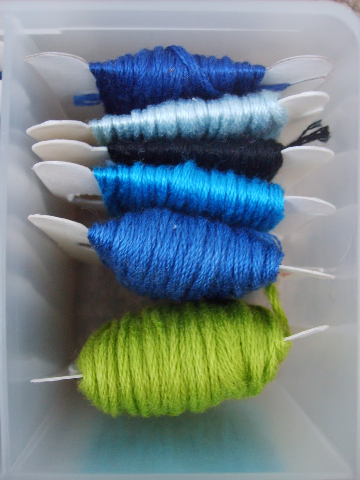 22 amazing embroidery floss color combinations