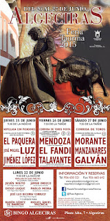 Algeciras - Feria Taurina 2015