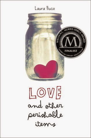 Love and Other Perishable Items book cover