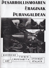 """""""Desarrollismoaren eraginak durangaldean"""" (PDF)"""