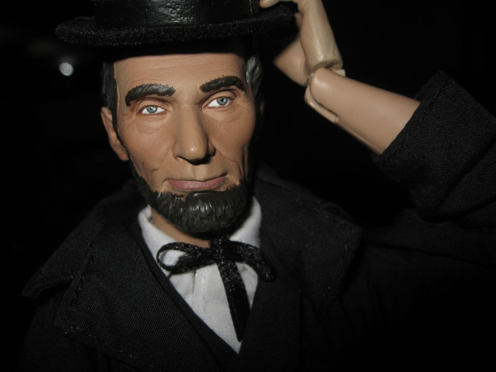 Why Did I Buy That Toy?: Abraham Lincoln Abraham Lincoln With Hat