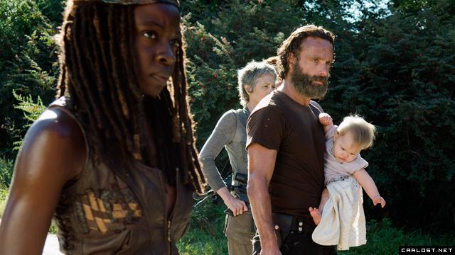 The Walking Dead 5x12 Remember
