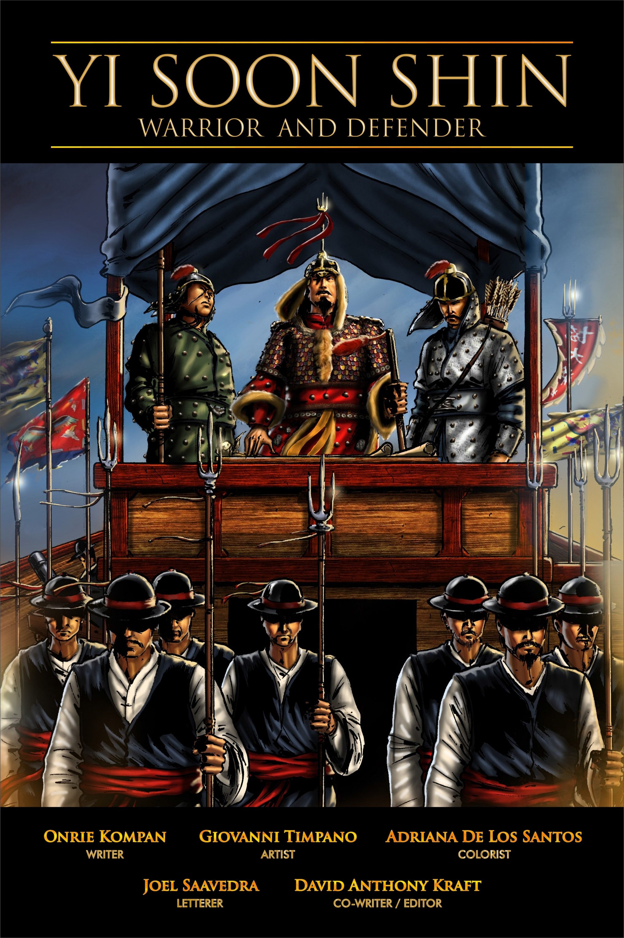 Lí Thuấn Thuần: Chiến Binh và Hộ Thế Giả Chap 5 - Next Chap 6