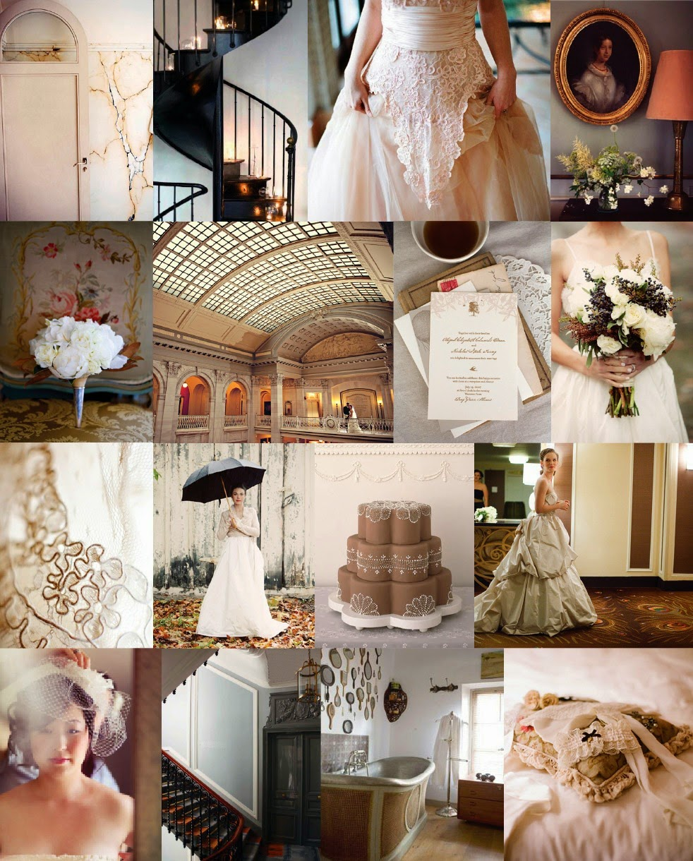 Фото свадеб в стиле винтаж