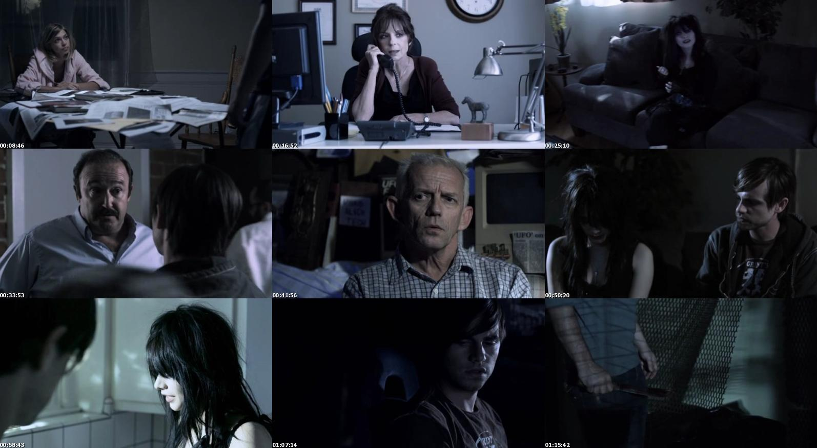 Darkening Sky (2010) DVDRip 350MB