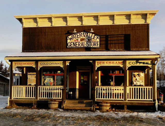 General Store in Water Valley by Tony Sterl - Hunting Season 2012