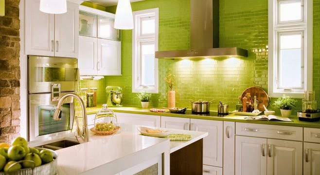 Dapur yang menginspirasi 5