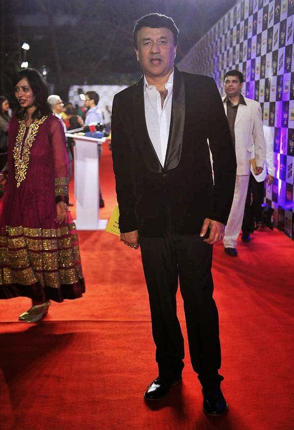 Anu Malik at Mirchi Music Awards 2014