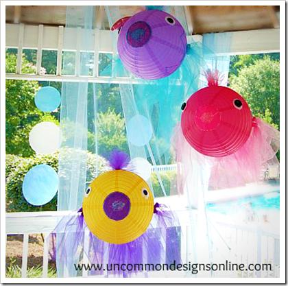 My stuff room galore ious stuff creative paper lanterns for Paper lantern fish