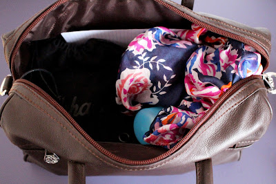 Interieur sac What's in my bag